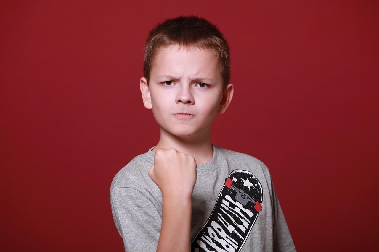 Najstnik sprovocira prepir z bratom ali sestro